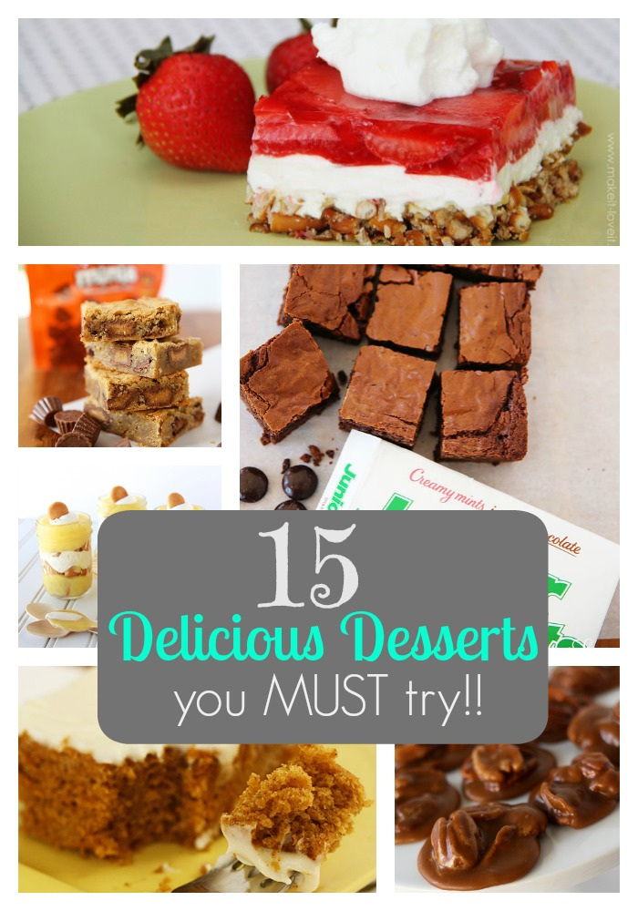 by ashley comments off on 15 delicious dessert recipes you must try