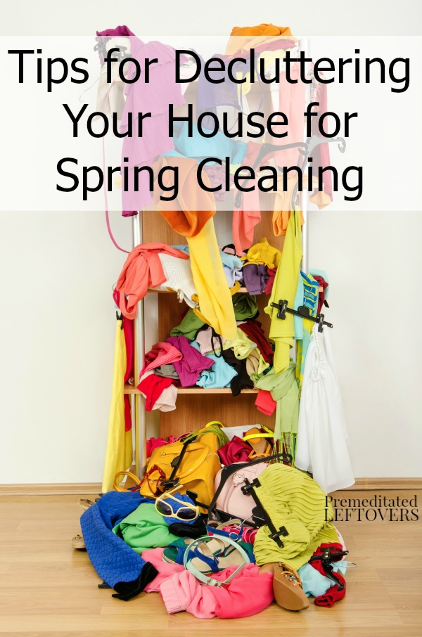 33 Really Helpful SPRING CLEANING Tips  Tricks