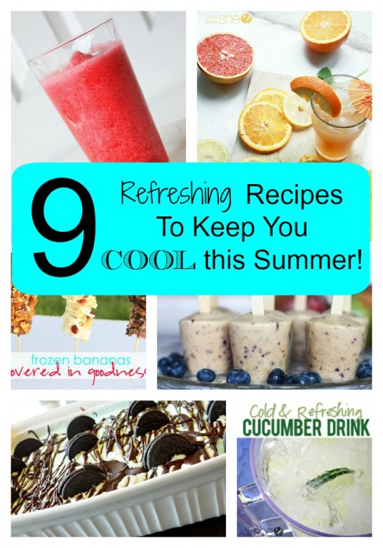 Refreshing Recipes