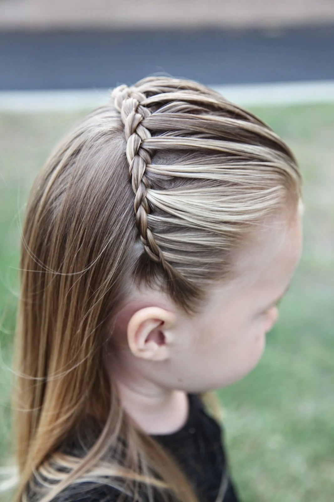 25 Little Girl Hairstyles You Can Do YOURSELF!