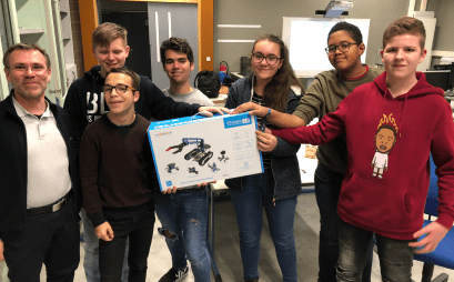 Team MLG makerspace