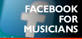facebook for musicians