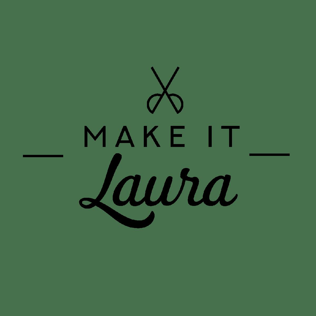 Make it Laura Logo BW