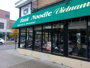 Tank Noodle, from Make It Like a Man! Free Wi-Fi in Uptown