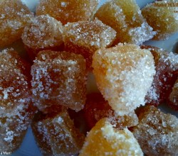Candied Ginger, from Make It Like a Man!