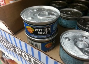"""Potted Meat,"" via Make It Like a Man"