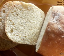 8-Grain White Bread, via Make It Like a Man!