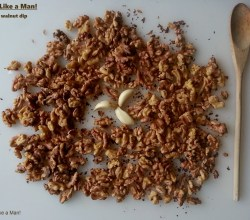 Walnuts, from Make It Like a Man! Red Pepper Walnut Dip