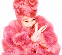 """Shirley MacLaine,"" from Three Dead Kings, via Make It Like a Man! Subculture of Fluff"