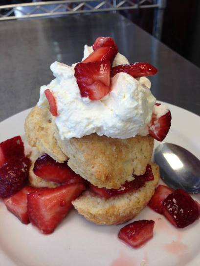 """""""Strawberry Shortcake, from B&N's Facebook page, via Make It Like a Man! Free Wi-Fi in Uptown"""