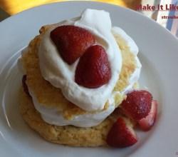 """""""Strawberry Shortcake,"""" from Make It Like a Man!"""