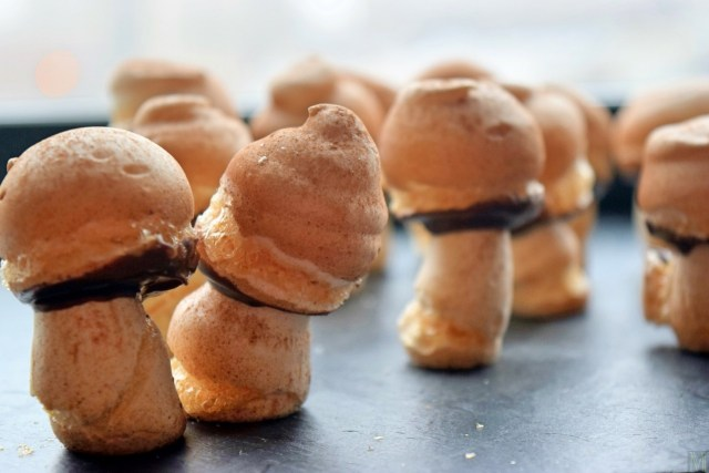 """Merengue Mushrooms,"" from Make It Like a Man!"