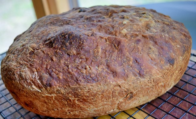 """""""Cherry-Coconut Bread,"""" from Make It Like a Man!"""