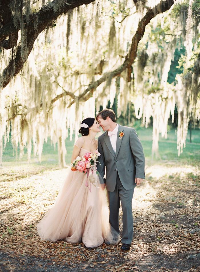 Midnight Musings a Savannah Wedding