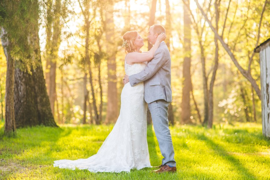Romantic English Country Inspired Wedding