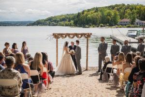 Ceremony in Ontario