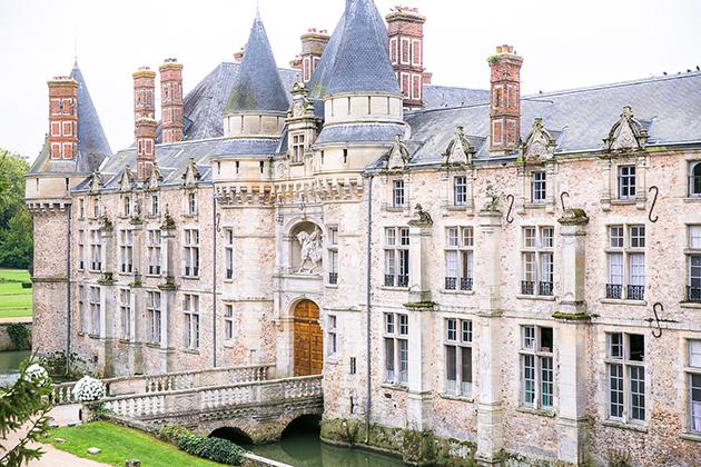 wedding chateau