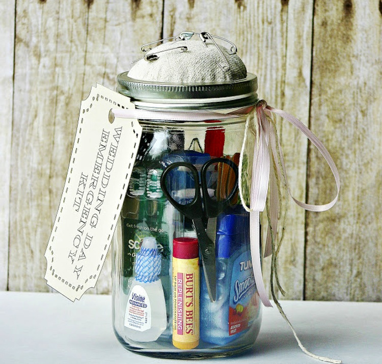 Wedding Packing List Survival Kit