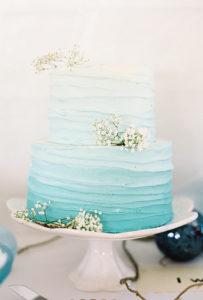 Coastal Wedding Cake Wedding Planner