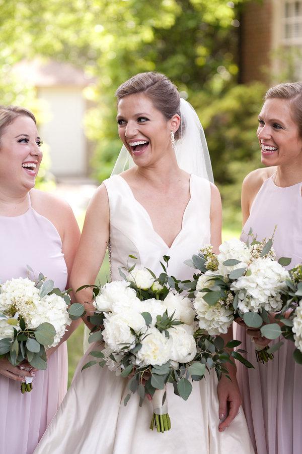 Bachelorette Party Bridesmaids portrait