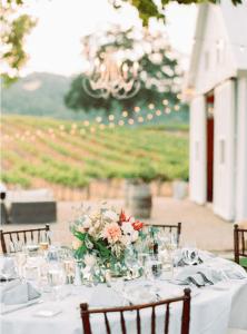 gracious host vineyard outdoor wedding
