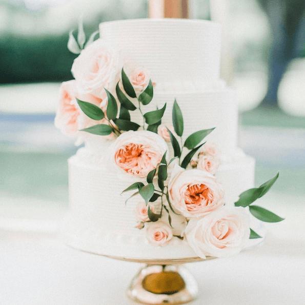 wedding budget help cake
