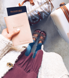 packing list honeymoon passport