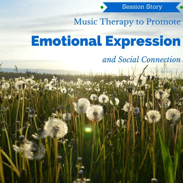 Emotional Expression Joyful Melodies Music Therapy