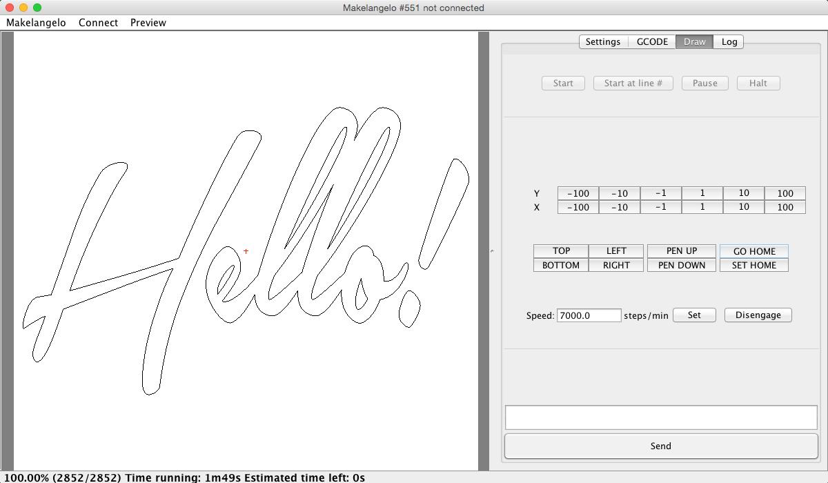 Download   The Makelangelo Art Robot