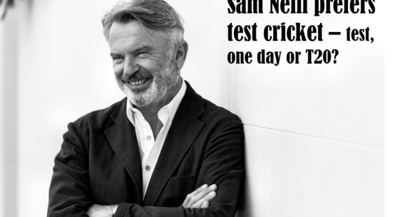 Make Lemonade NZ - Sam Neill