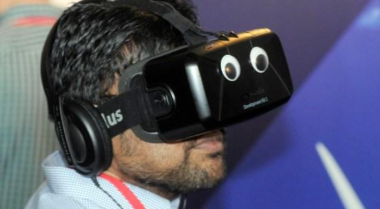 VR at Canterbury Tech Summit - Article by Make Lemonade NZ