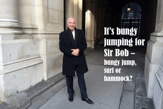 Sir Bob Parker - article by Make Lemonade NZ