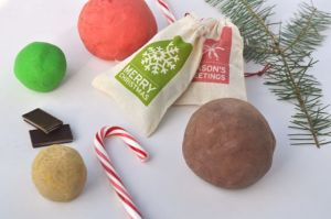 Holiday-Scented Play Dough Recipes