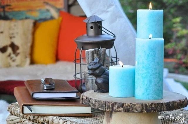Glamping Lighting | by Make Life Lovely