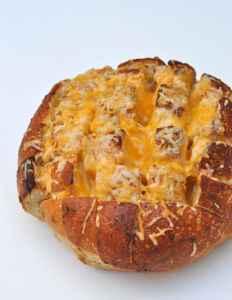 Cheesy Ranch Pull Apart Bread Recipe