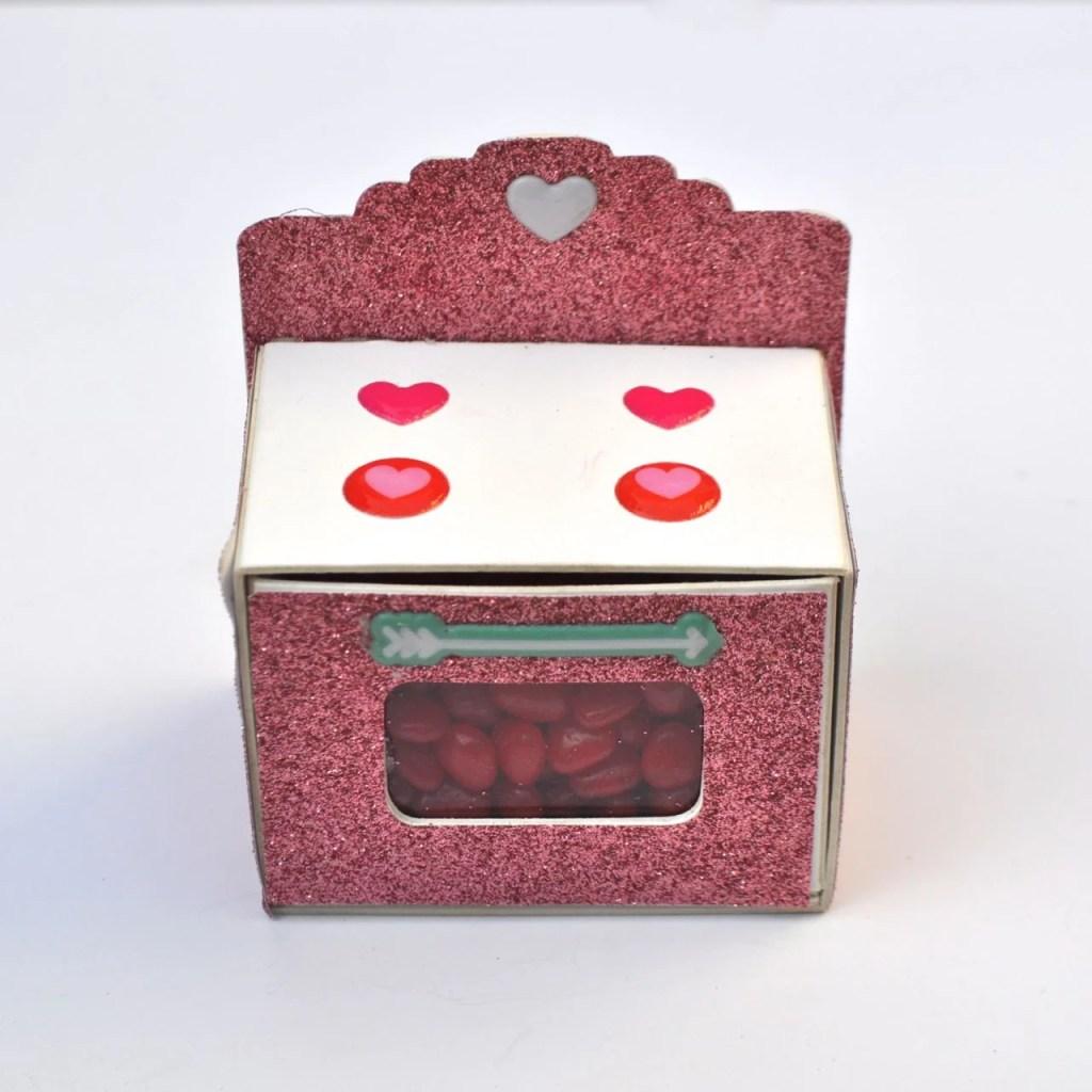 Oven box Valentine