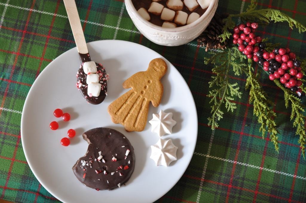 DIY Hot Cocoa Bar for Christmas and the Holidays