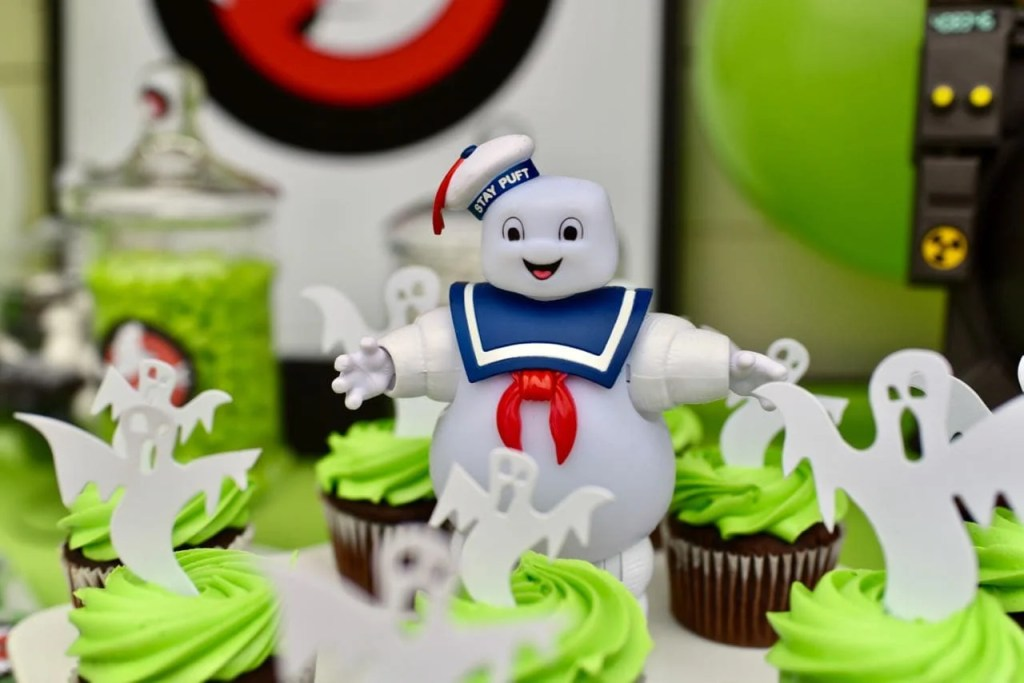 Ghostbusters party food