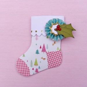 Stocking Gift Holder for Christmas