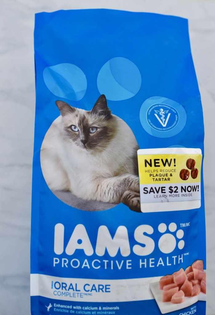 IAMS Proactive Health Oral Care Complete