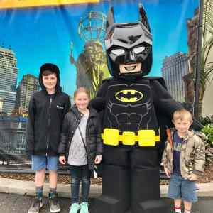 LEGO Batman Movie Days at LEGOLAND California