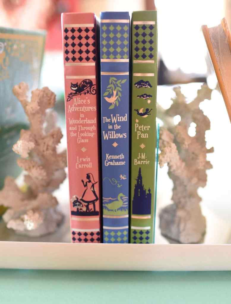 DIY faux coral bookends with Clear Gorilla Glue