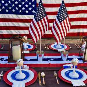 4th of July Table Setting Tips that Will Wow Guests