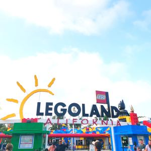 Summer Fun at Legoland California Water Park
