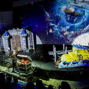 LEGO City Deep Sea Adventure Submarine Ride Coming Soon to LEGOLAND CA