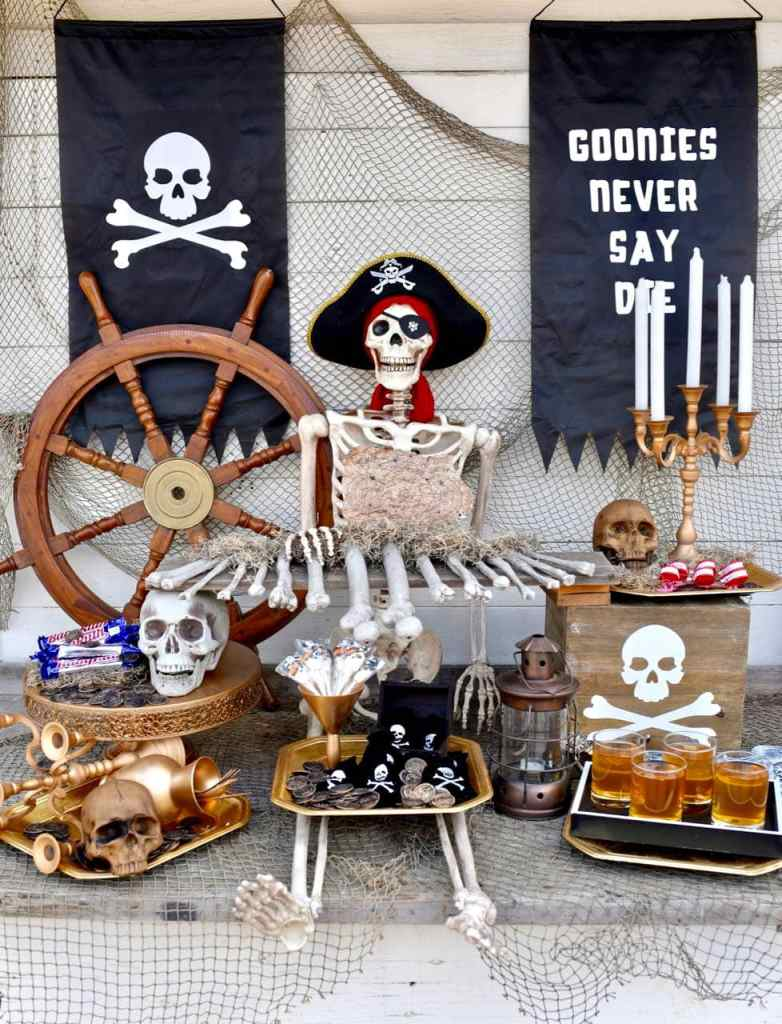Goonies Halloween Party