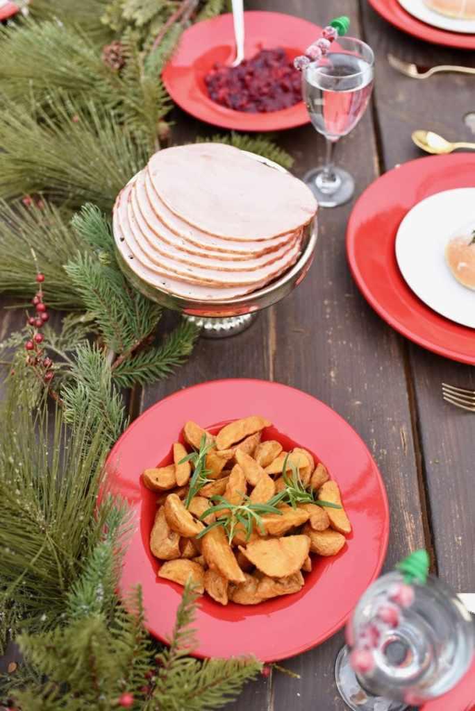 Holiday dinner ideas