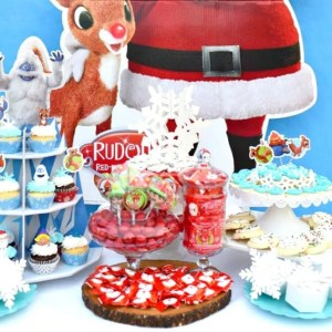 Rudolph the Red-Nosed Reindeer Party