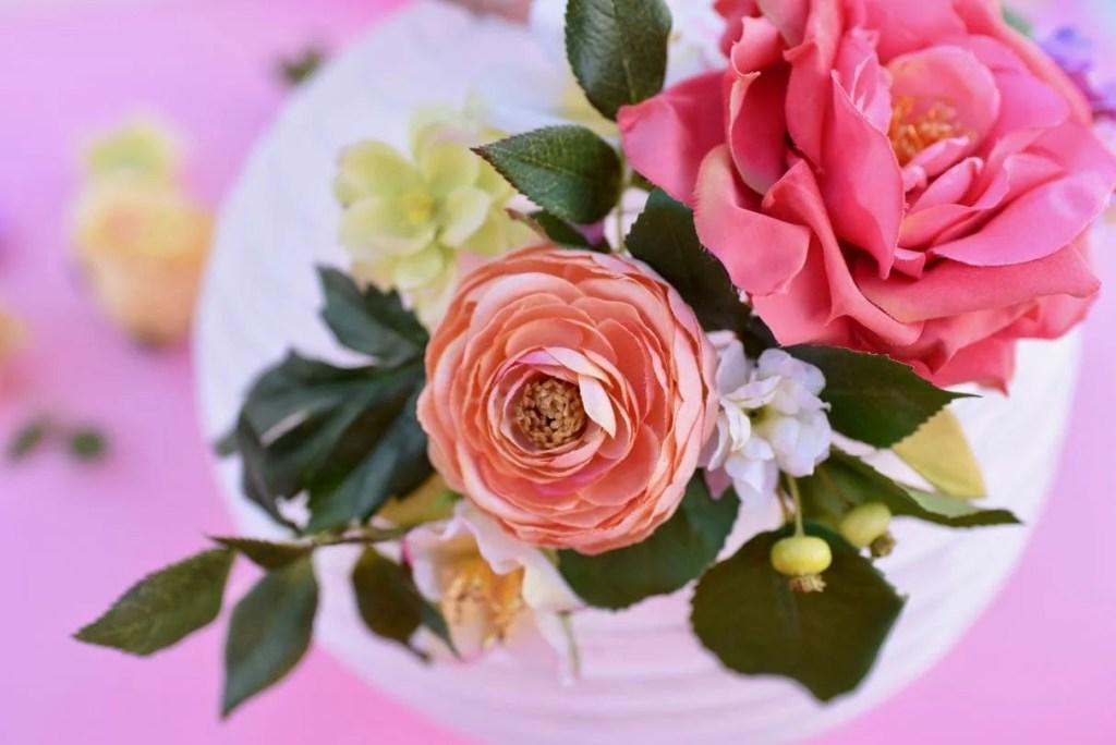 Diy flower paper lanterns tutorial make life lovely diy flower paper lanterns tutorial mightylinksfo Choice Image
