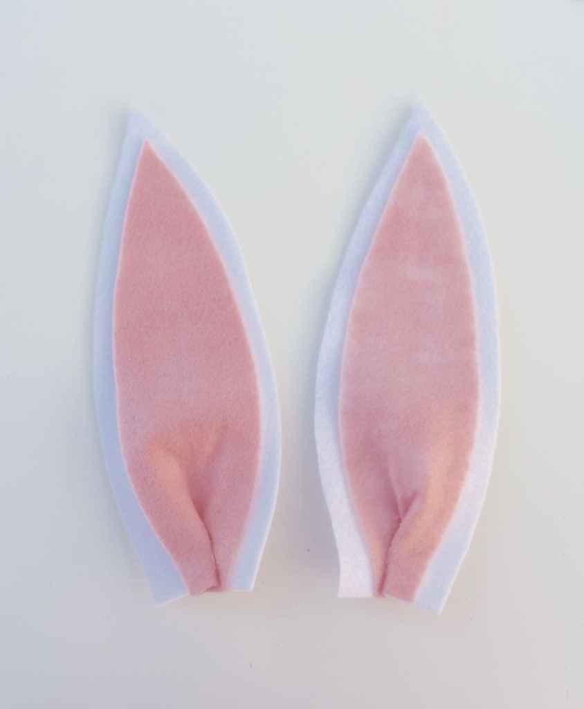 Easter buny ears DIY